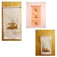 Cotton Wall Scroll