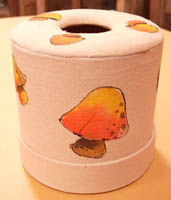 Cotton Tissue Box